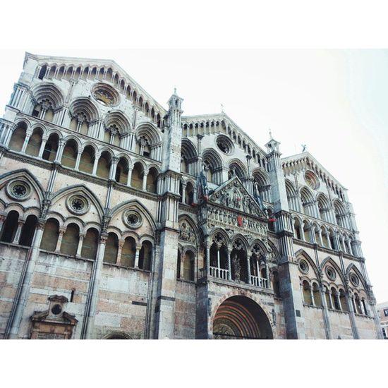 📷 Duomo Ferrara Diaridiviaggio Autoridiaridiviaggio Igersferrara Comunediferrara Advfe2015
