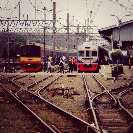 Subway Train INDONESIA Bogor