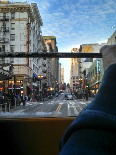 Cable Cars San Francisco Riding Enjoying Life The City Mylife California Dreaming Mypointofview Hanging Out Exploring In Motion Things I Like People And Places. Adventure Club California Smartphonephotography My Year My View The Photojournalist - 2016 EyeEm Awards Lobuephotos Mobile Photography Eyemtravel EyeEm Best Shots Eyeem San Francisco Feel The Journey On The Way