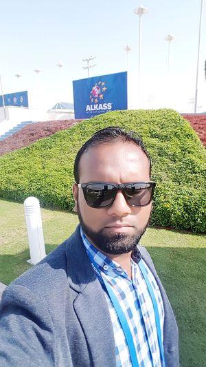 One Man Only Alkass International Cup 2017 Alkass International Cup Branding Brand Expression Its Me