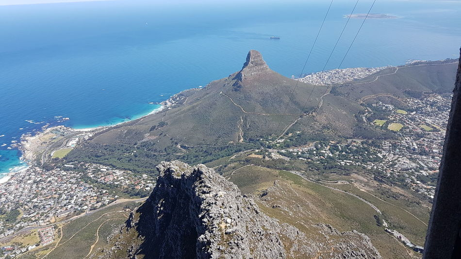 Table Mountain Cape Town Beauty In Creation  Western Cape South Africa 🇿🇦 Cape Town, South Africa Breathtaking Panorama Lion's Head Signal Hill Point Of View