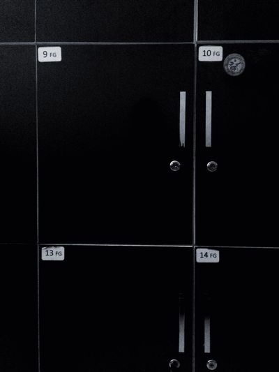 Black Locker