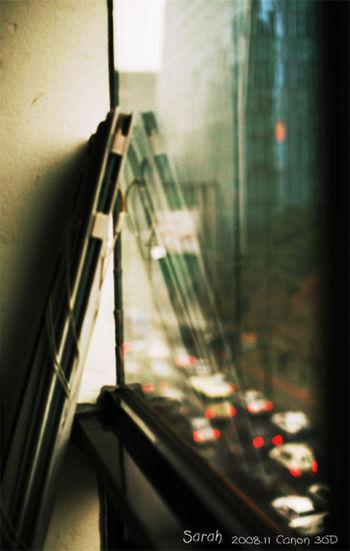 Glass Korea Cityscape Korea City Window Window Reflections Taking Photos Glass Reflection