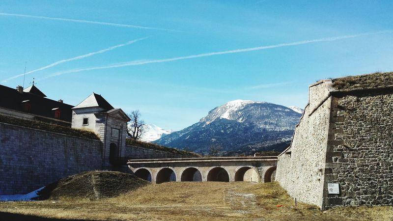 Alpes Vauban Montagne My Village Architecture