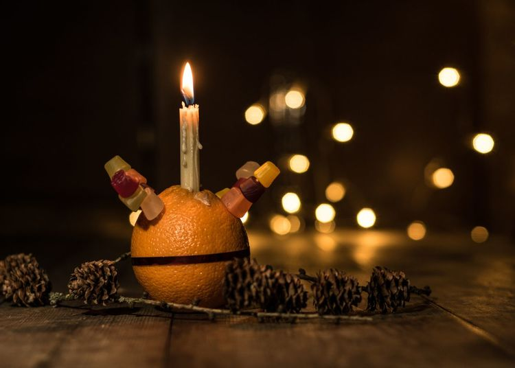 Christingle Christmas Candle Candle Celebration Illuminated Decoration Burning Indoors  Fire Christmas Decoration Holiday Flame Table Christmas Ornament Christmas No People Holiday - Event Event Advent
