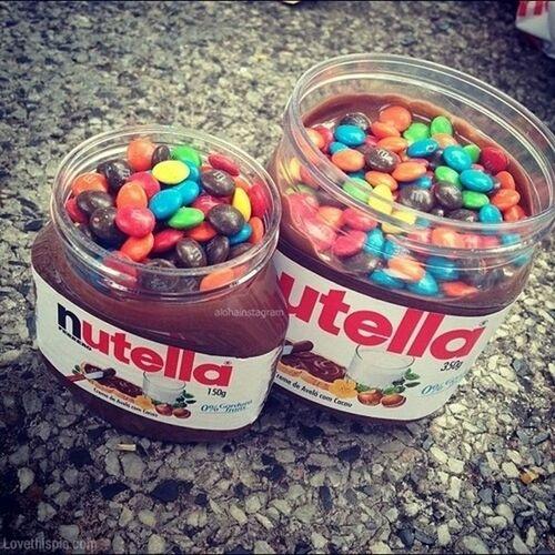 Nutellaaa!!!! I Love Them!!!!