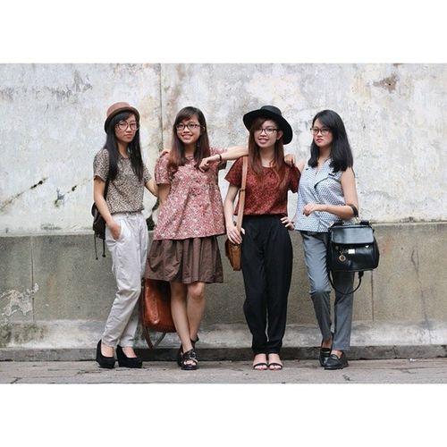 Vintage Saigonstyle Saigonoutfit Saigonese fashion fashionblogger
