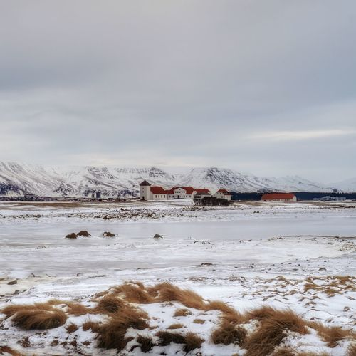 Bessastadir Residence Of The President in iceland álftanes Winter_collection Wintertime Beauty In Nature Taking Photos Mirrorless Sony A5000 Hanging Out Enjoying Life