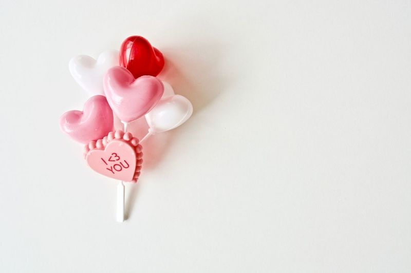EyeEm Selects Love Heart Shape Valentine's Day - Holiday No People Red Indoors  White Background Love Valentinesday Pink Hearts Holidays Valentine's Day  Party - Social Event Celebration Pink Color