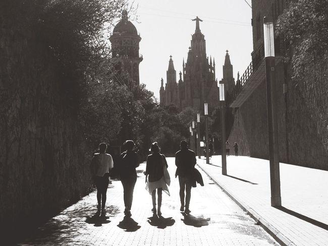 En busca de un lugar llamado Tibidabo Barcelona Encantos de la Ciudad