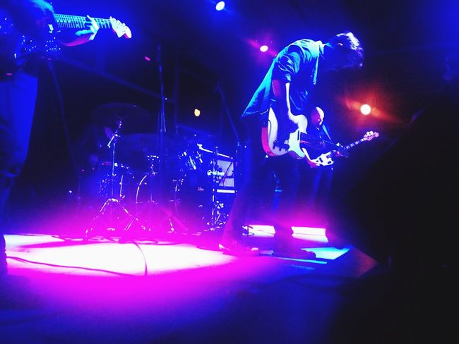 Last night's The Seven Mile Journey Live Enjoying Life The Human Condition Check This Out Rockforever Post-rock Fever