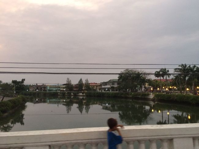 Philippines Roxas City Small Lake Rimini One Person 2015  Investing In Quality Of Life