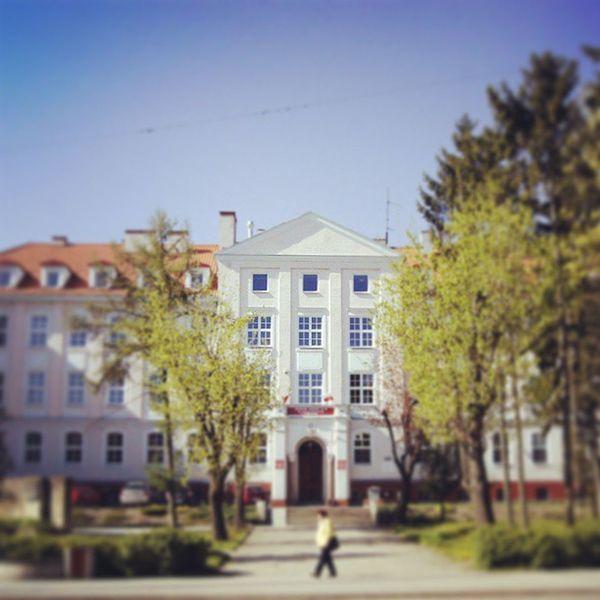 Moje liceum Szczytno Szkoła