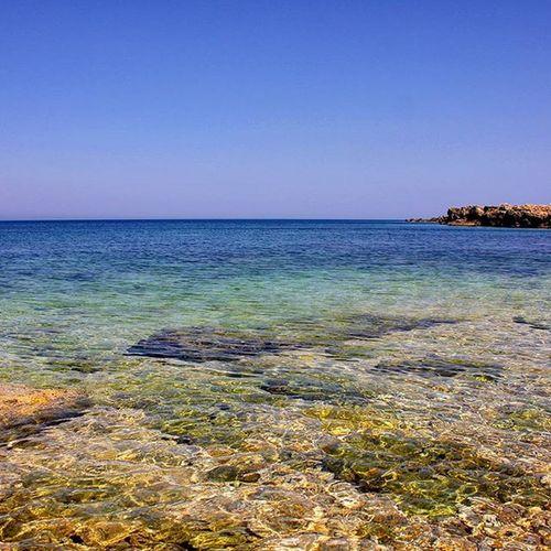 Ognina coast!!Italy Sicily Siracusa Italia Sicilia Sea Relax Nature Naturelovers Quiet Silent Nonoise Blu Colour Blusky