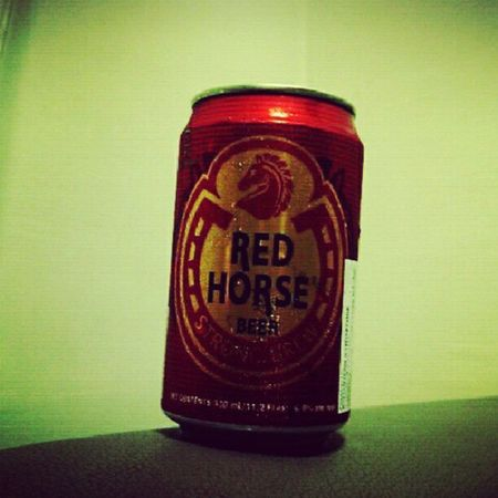 Ito ang tama — Redhorse Beer Extrastrong Instaliquor singapore philippines