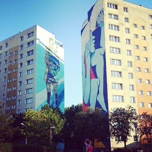 Murale Igersgdansk Gdansk