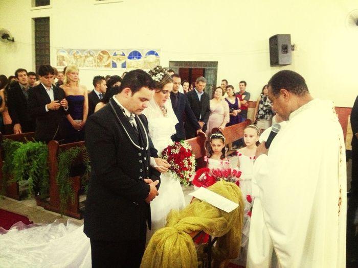 Casamento Do Meu Bhroder Alexandre