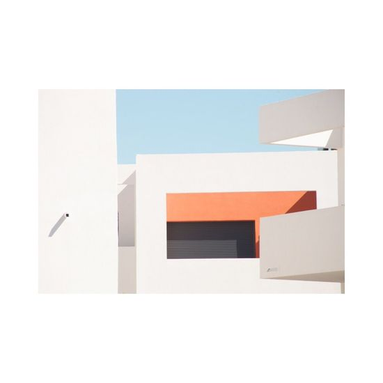 Built Structure No People Architecture Day Outdoors Abstract Photography Minimalism Graphic Fine Art Photography Contemporary Art Geometric Shape Pastel Power Clear Sky Light And Shadow Natural Light