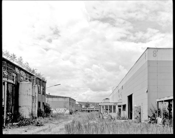 Industrie Ruinen Dekalin Werke Hanau Analogue Photography Art Blackandwhite Dekalin Hanau Planfilm