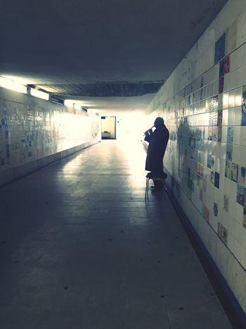 Tunnel Estoril Poorman
