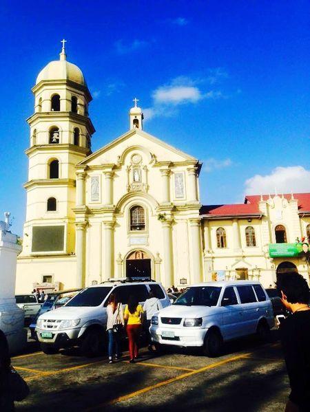 San Sebastian Cathedral ⛪