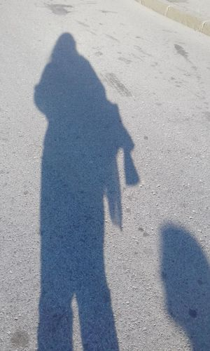 Beautiful Shadow Carl Gustav Jung Clear Shadow Day Focus On Shadow High Angle View Lifestyles Mysterious Shadows Nature One Person Outdoors People Psychology Real People Sand Shadow Shadow Of A Woman Shadow On The Road Sunlight Sunny Day