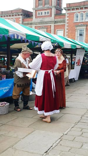 😊 nice to see people who still preserve the old culture Taking Photos Chesterfield Travel Photography Old But Awesome Medieval Market