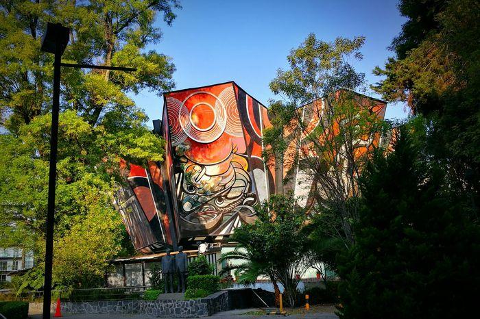 City Building Exterior Architecture Travel Destinations CDMX ❤ Enjoying Life Mexico