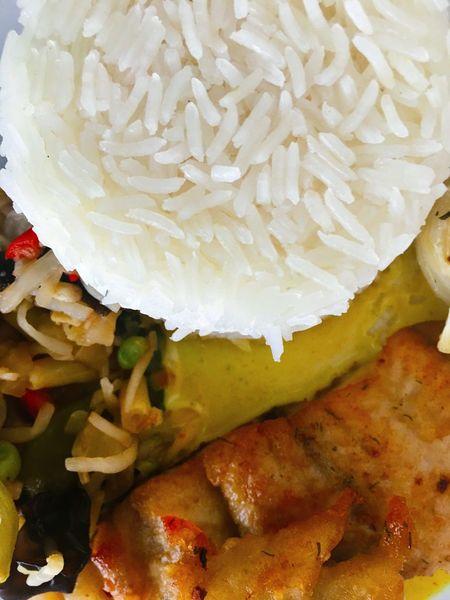 Food Rice Food Foodporn Food Porn My World Of Food Foodphotography Hospital Food Patient