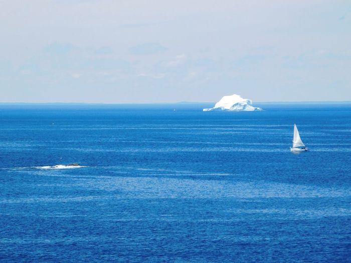 Iceberg Ice