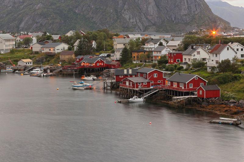 Reine village