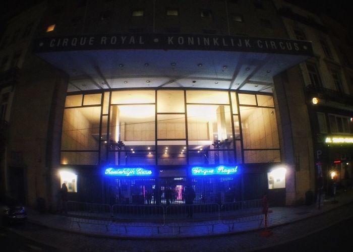 Cirque Royal /