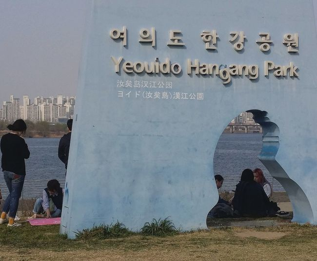 Yeouido Hangang Park Yeouido Hangang Park Streetphotography Seoul Southkorea Seoulspring2017