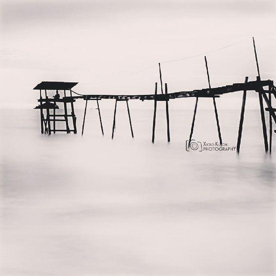 Hitam putih kehidupan Bestestaward Bestnatureshot Sea Laut kabus beaches nature