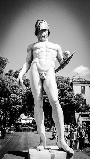 Hector Art Nudity Vs Censure Antiquity EyeEm Bnw Art