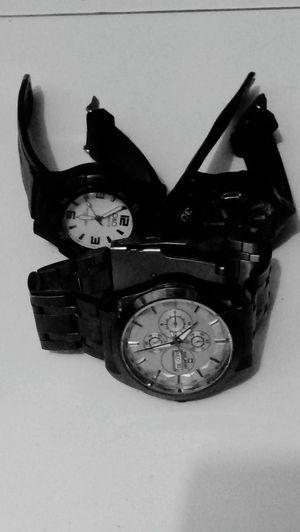 Jam Jam Tangan Hour Time Watc Clock