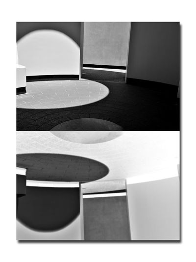James Turrell's Skyspace: Three Gems 20 DeYoung Museum Golden Gate Park San Francisco CA🇺🇸 Bnw_treasures Bnw_friday_eyeemchallenge James Turrell's Skyspace Three Gems 2005 An Interactive Light Experience Light Shadow Contrast Shape Texture Abstract Photography Abstract My Point Of View Osher Sculpture Garden Exhibit  Monochrome Lovers Monochrome Reflection Inverted Black & White Black & White Photography Black And White Black And White Collection  Abstract Art Architecture Light Painting Focus On Shadow
