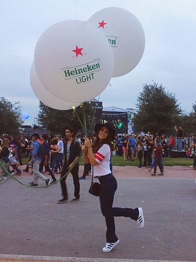 I love ballows🎈 Music Festival Liveout Arts Culture And Entertainment Colorful Concert Fun Balloons