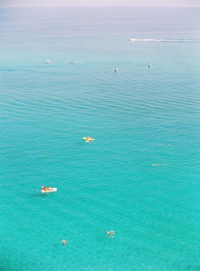 Tropea Italy EyeEm Filmphotography Travel Destinations Water Turquoise Colored Nautical Vessel High Angle View Aerial View Sea Scenics - Nature Tranquility Day Idyllic Transparent Holiday Outdoors Travel