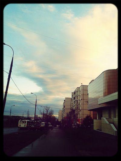 Catching A Bus Following Follow4follow Love