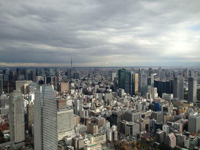 ごちゃごちゃ。 東京タワー Tokyo Tower IPhone5 スカイツリー