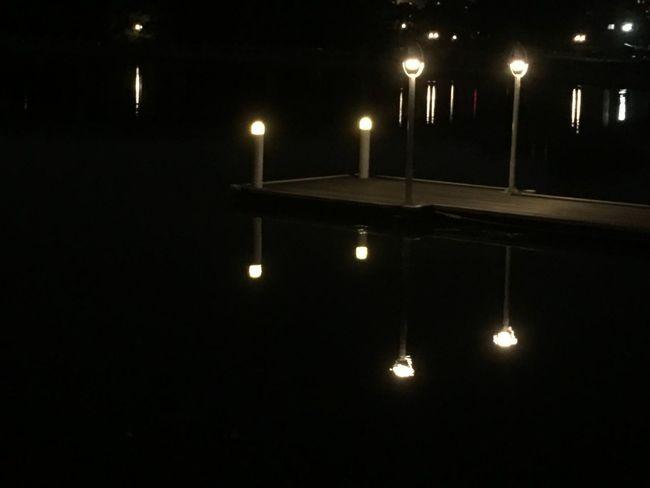 Light Lights Illuminated Lighting Equipment Night No People Outdoors Sky