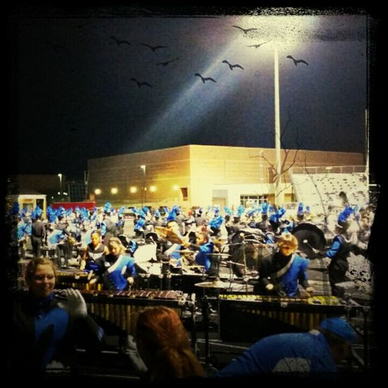 North Forney Band Night