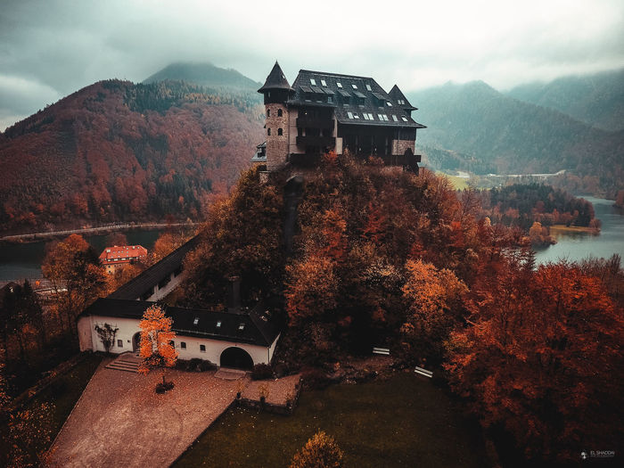 Authentic Moments Autum 2016 Autumn Colors Biebelschule Montains    Nature Nature Colors Nature Photography Schloss Schloss Klaus Wald The Great Outdoors - 2017 EyeEm Awards