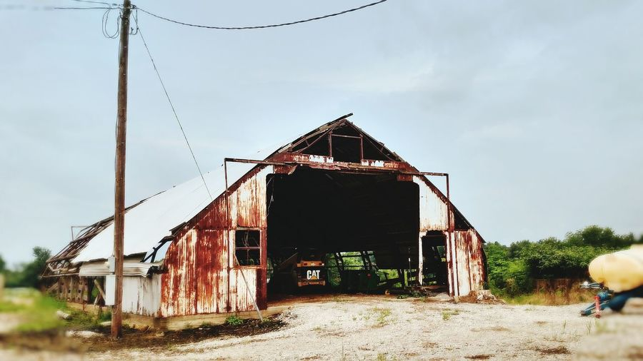 Farmlife Old Buildings