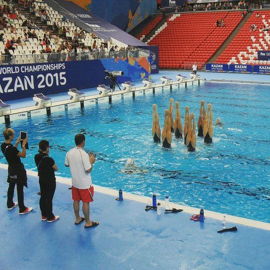 Kazan Казань2015 спорт Sport Sports Photography синхронное плавание Swimming Synchronized Swimming Fina фина2015 мировойспорт плавание