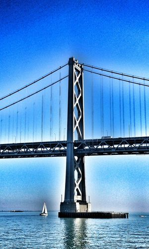 San Francisco Bay Bridge Sightseeing