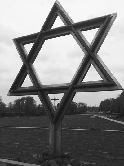 Terezín Concetrationcamp Architecture Jude Star No People Religion Czech Republic