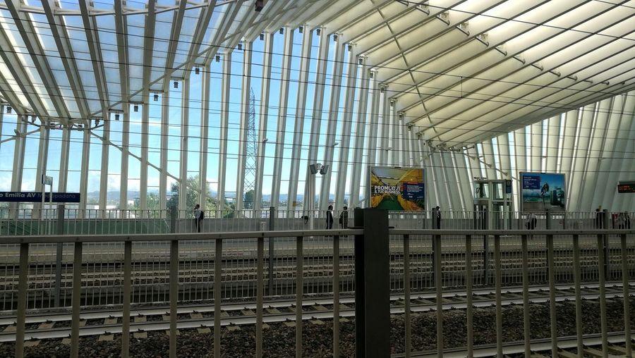 Reggio Emilia, hig velocity station The Week On EyeEm Station Igersitalia Traveling Architecture
