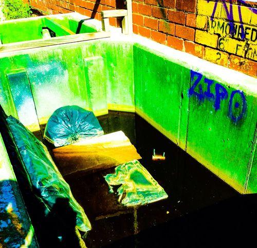 Poison Bath ...